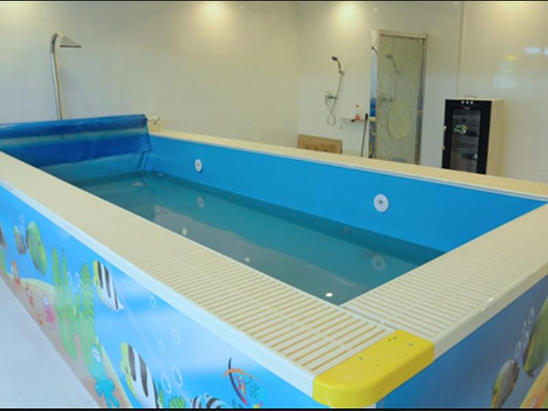 儿童游泳池哪家好_山东好玩的小型游泳池