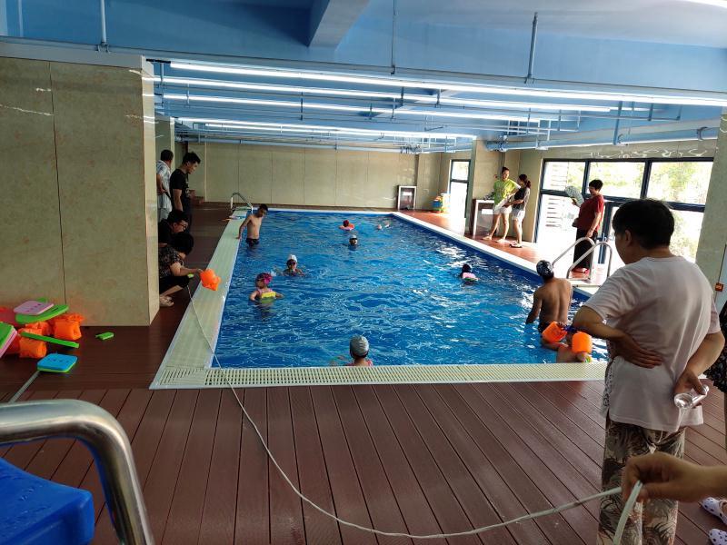 潍坊小型游泳池-盛宏体育设施小型游泳池-放心可靠