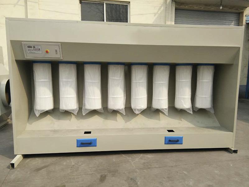 粉末回收柜厂家_供应山东高质量的粉末回收柜