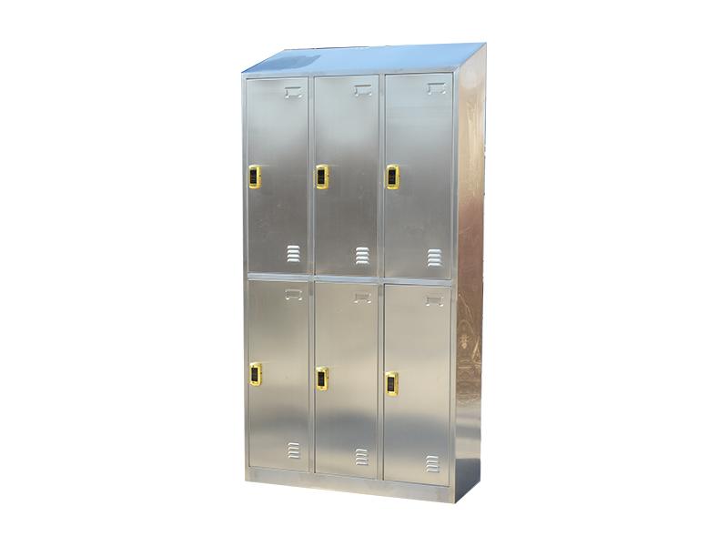 淄博不锈钢更衣柜厂家_山东好的不锈钢储物柜供应商当属坤泰不锈钢