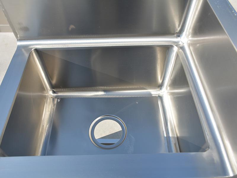 转角水池价格-现在质量硬的不锈钢洗手池价格行情