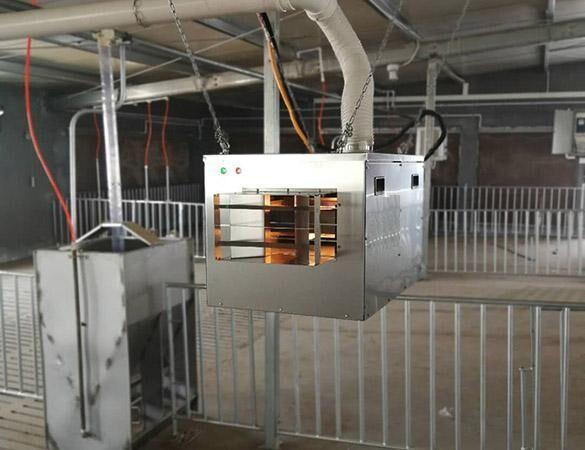 遼寧畜牧業用熱風機,遼寧熱風機廠家專業生產養殖業熱風機,