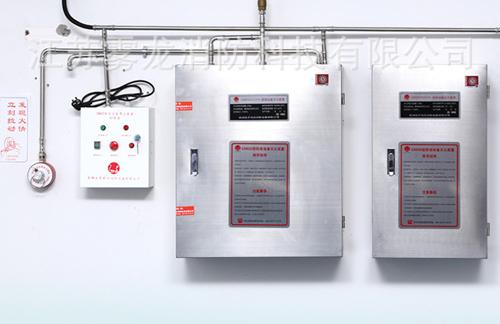 厨房灭火装置厂家供货商-大量供应高性价厨房设备灭火装置CMDS13-1-YH