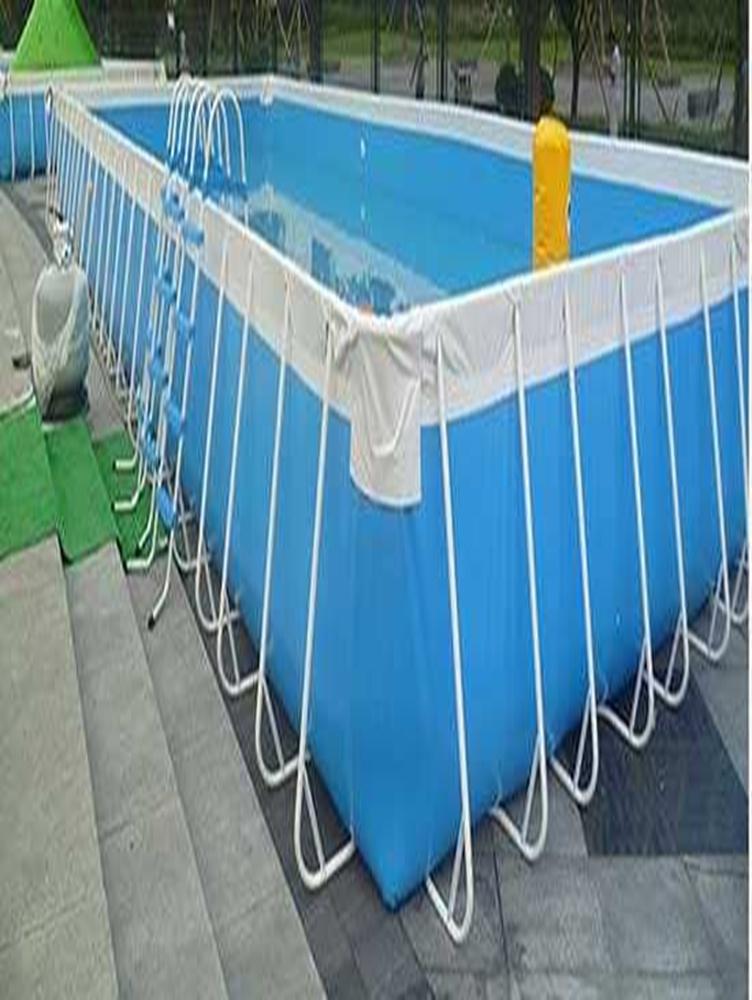 支架游泳池工程-有口皆碑的室内游泳池推荐