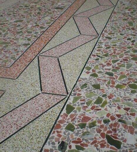水磨石施工-推荐武汉有口碑的水磨石地坪