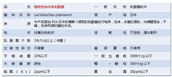 苏州销量好的植物纳米型乳酸菌批发-澳门新鲜植物乳酸菌原料