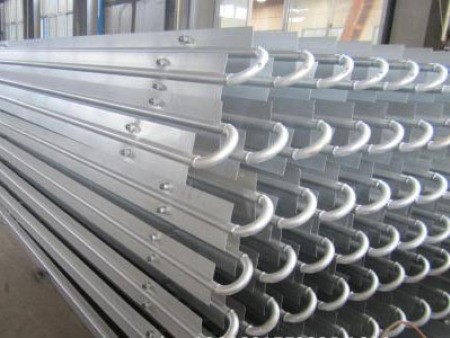 广东铝排管价格-雪峰制冷铝排管厂家供应
