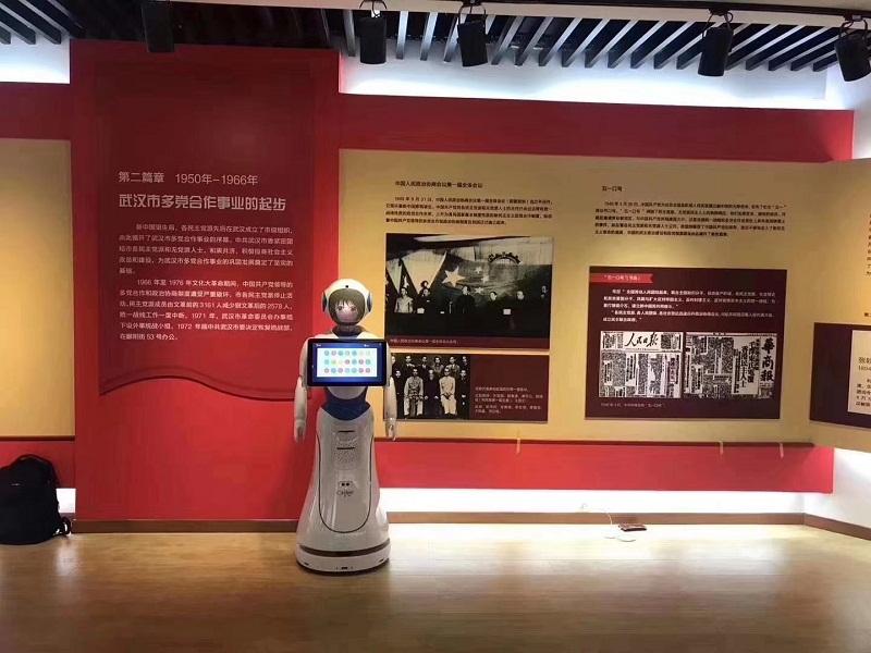 中国展馆展厅餐厅机器人规格|苏州品牌好的科奥展馆展厅餐厅机器人推荐