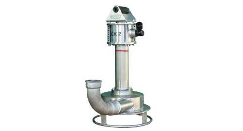 气动潜水泵 CZK 200N CK2