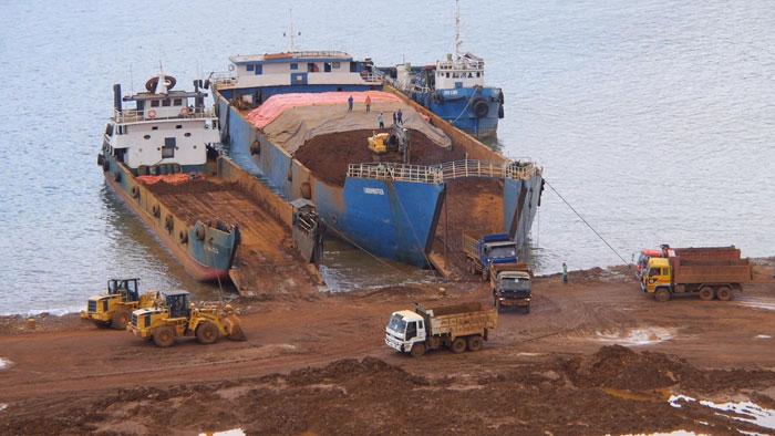 中東回中國的回程散貨船聯系方式