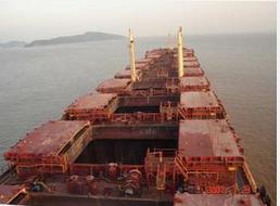资深的铁矿船,别错过浩海海运-奉贤专业的中东波斯湾铁矿水渣船