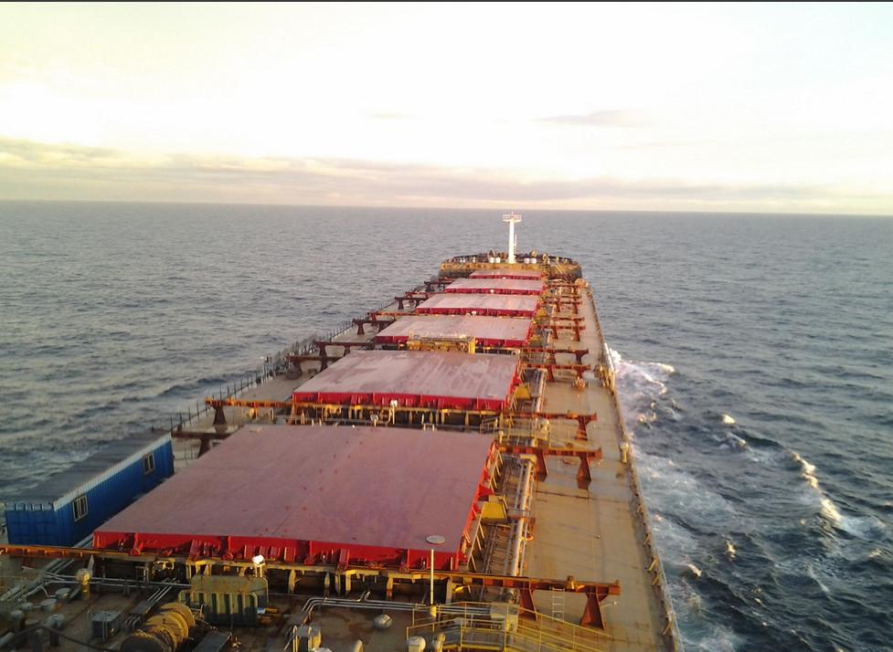 奉贤实惠的中东波斯湾铁矿水渣船 浩海海运专业供应铁矿船