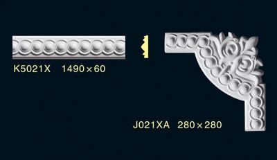 石膏天花造型角底线怎么选-质量好的西安石膏线火热供应中