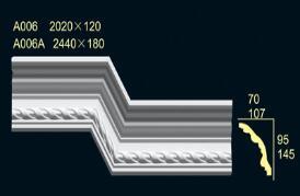 石膏角线怎么安装_优惠的西安石膏线晨光石膏线供应