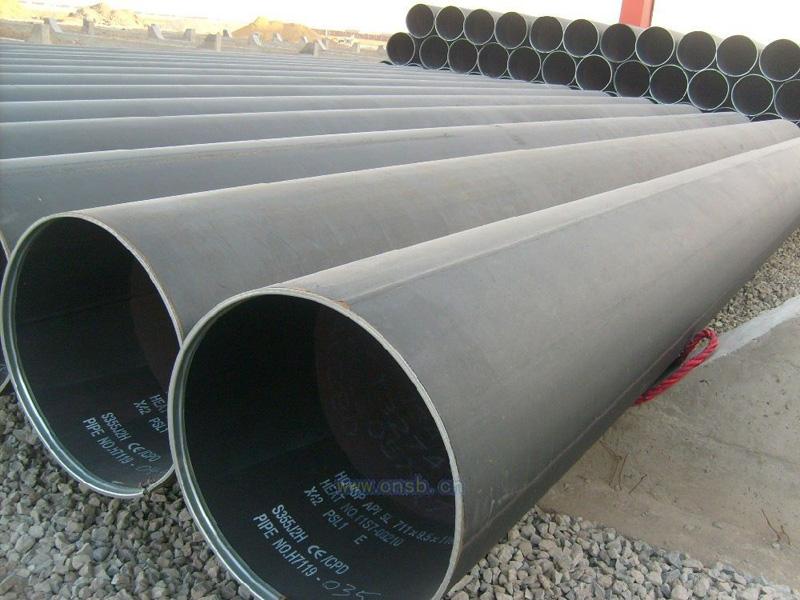 大口徑直縫鋼管