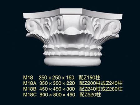 石膏罗马柱招商加盟-质量好的安康石膏线火热供应中