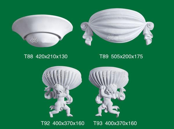 西安石膏罗马柱头多少钱一米-新品西安石膏线条哪里买