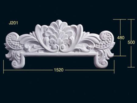 安康石膏壁炉品牌排行_好用的安康石膏线条当选晨光石膏线