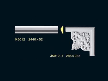 安康石膏顶角线品牌排行-晨光石膏线可靠的安康石膏线条销售商