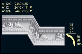 石膏罗马柱头多少钱-买口碑好的宝鸡石膏线,就来晨光石膏线