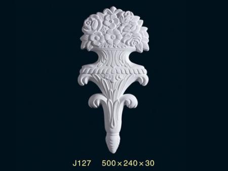 延安石膏神台多少钱-陕西声誉好的延安石膏线条供应商