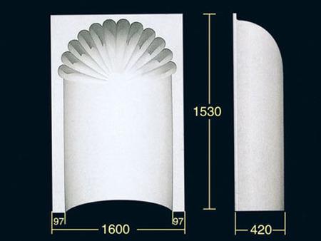石膏柱子欧式图片