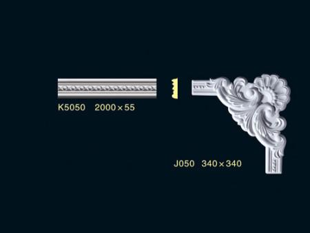 汉中石膏浮雕板材品牌-晨光石膏线_汉中石膏线量大从优