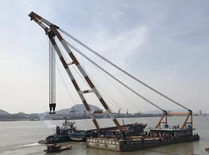 東騰江河船只打撈