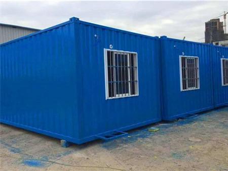 西安集装箱房屋多少钱一个_陕西信誉好的宝鸡住人集装箱厂商