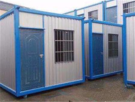 集装箱房屋-顺意活动房-靠谱的宝鸡住人集装箱供应商