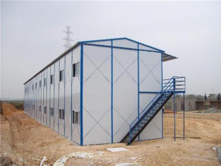 集装箱活动房定制-供应质量好的安康集装箱