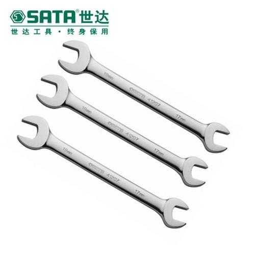 淮安细心的SATA世达工具G系列预置式扭力扳手-哪里能买到口碑好的SATA世达工具全抛光亮光加长双开口扳手