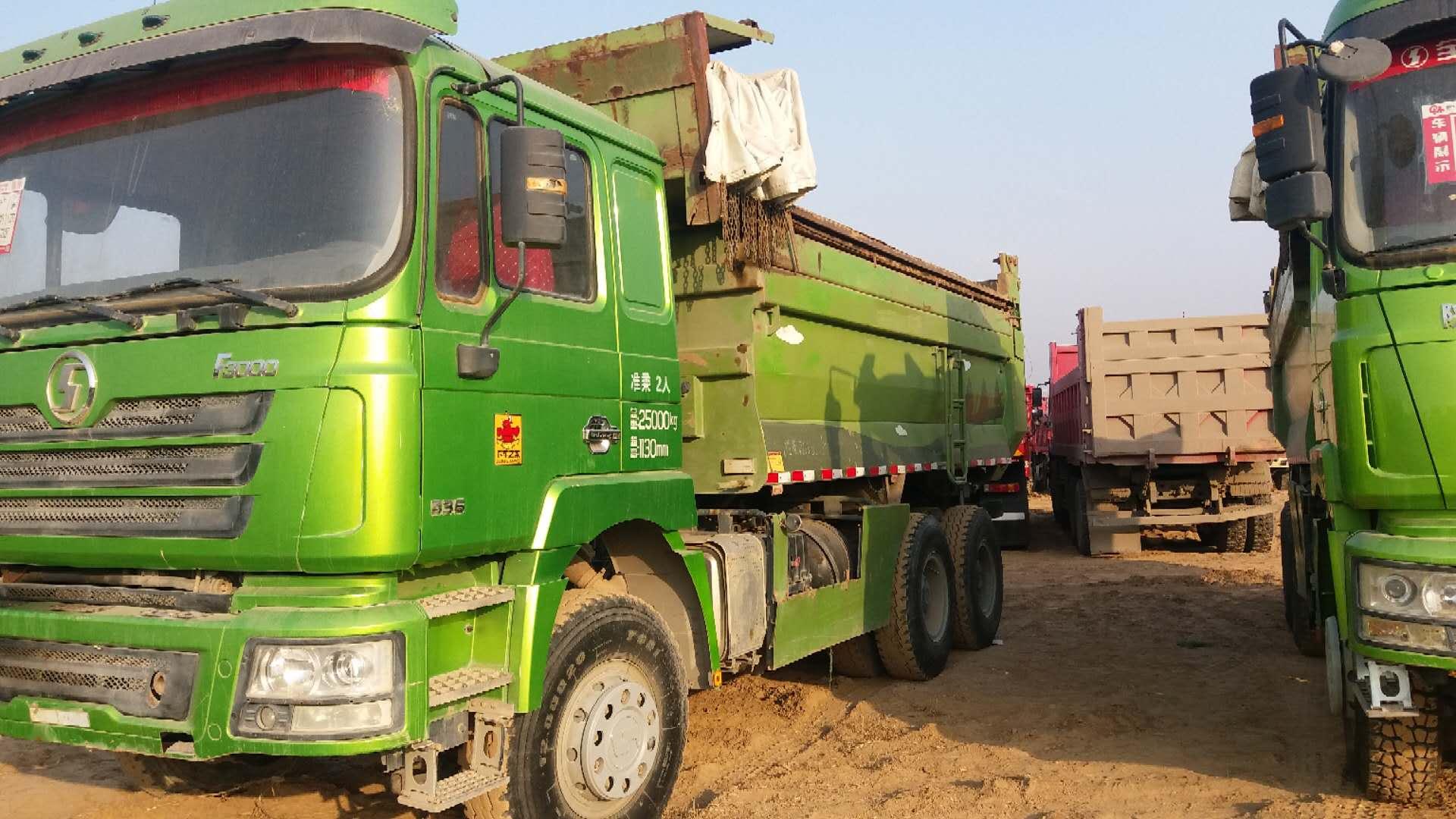 二手德龙垃圾渣土车-物超所值的二手德龙自卸车推荐