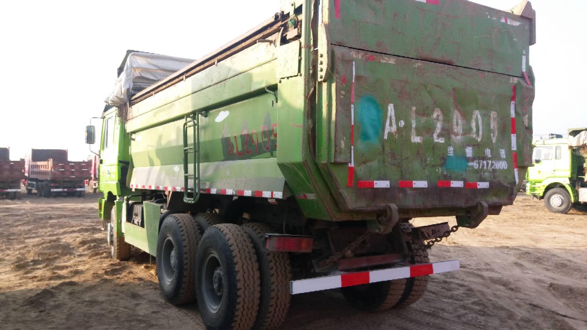 梁山德龍自卸車-供應濟寧銷量好的二手德龍自卸車