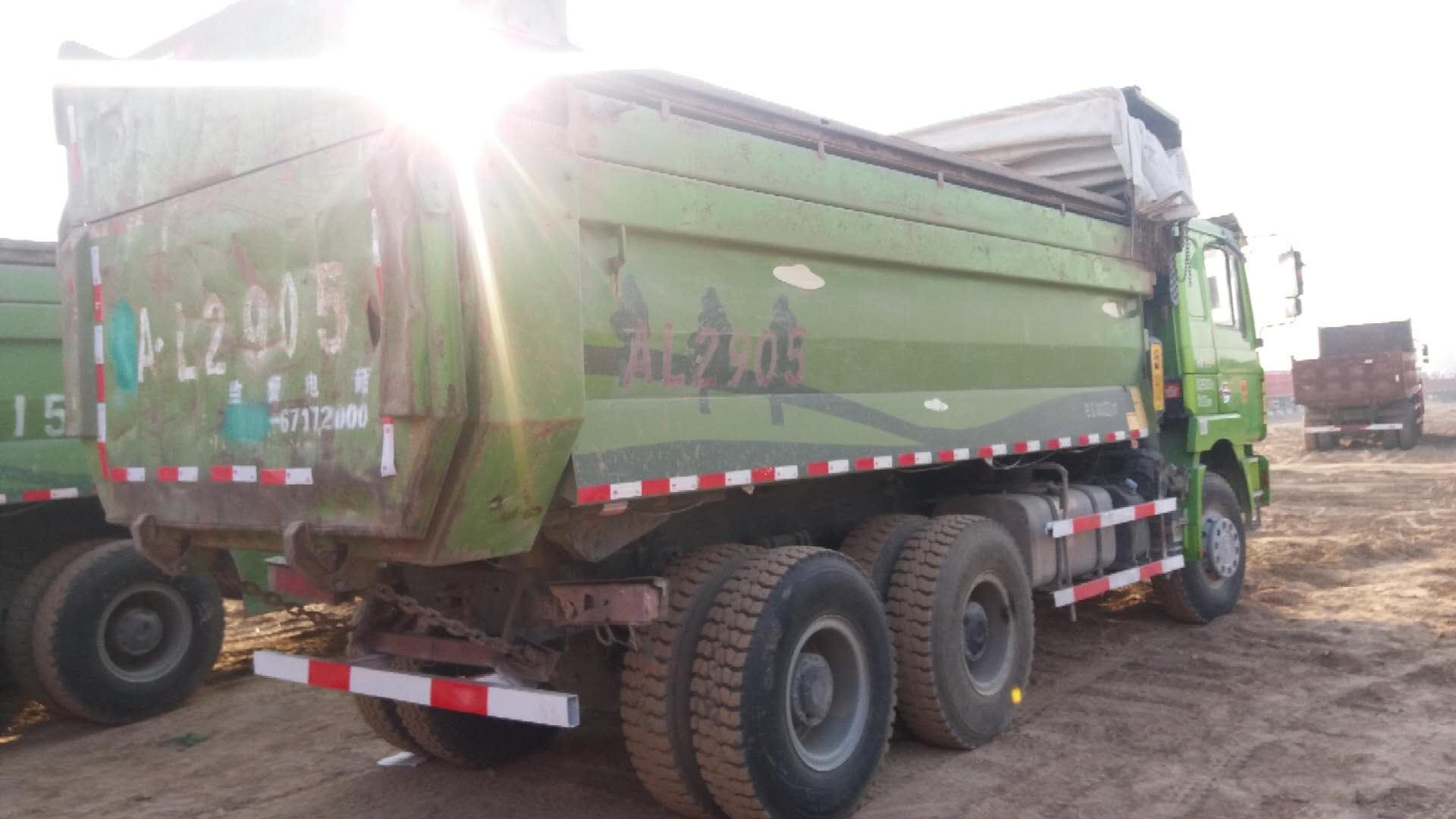 二手德龙垃圾渣土车|哪里能买到优良的二手德龙自卸车
