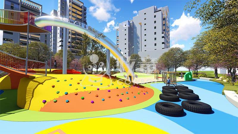 广东儿童主题乐园定制_广东儿童游乐园设计