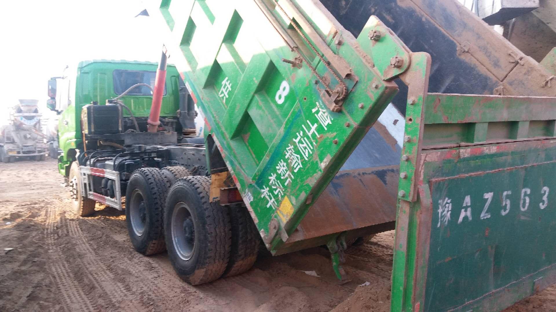 出售二手国四欧曼自卸车-山东优惠的二手欧曼自卸车