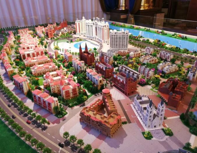 南宁建筑沙盘,建筑模型公司