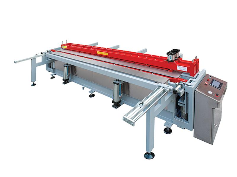 上海焊折一体机_浩顺机械提供优惠的塑料板焊折一体机