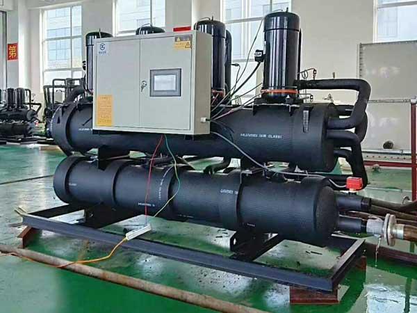 水源热泵工作原理