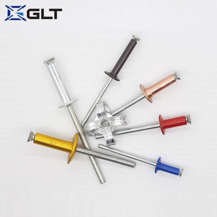 产品多样的拉花抽芯铆钉_固莱特紧固件提供拉花抽芯铆钉