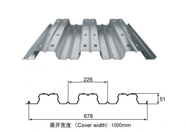 楼承板公司-安徽鸿路钢结构提供的压型钢板楼承板好不好