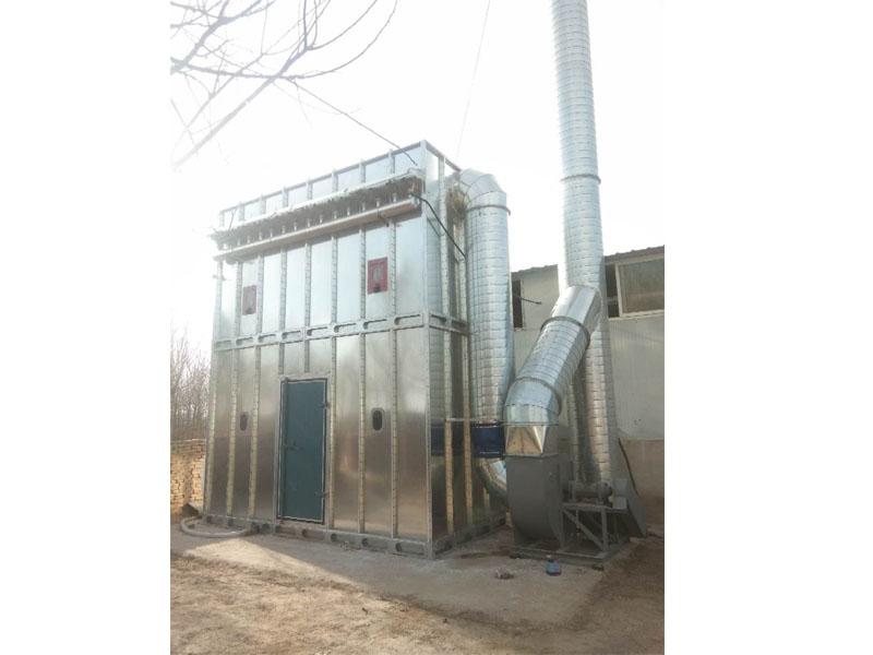 质量良好的工业脉冲除尘器销售/内蒙古工业脉冲除尘器最新报价