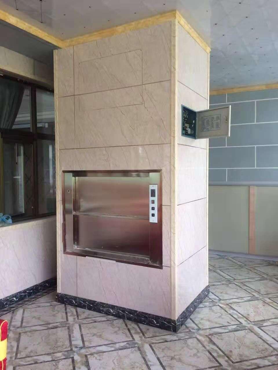 克孜勒蘇柯爾克孜烏魯木齊幼兒園食梯圖片-新疆高質量的傳菜電梯銷售