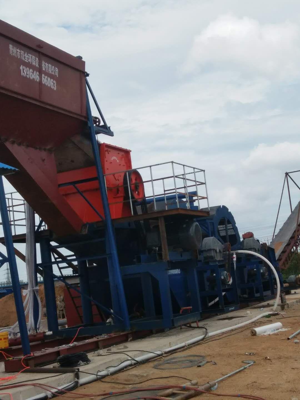 破碎洗砂机生产-选购专业的破碎制沙设备就选双全环保