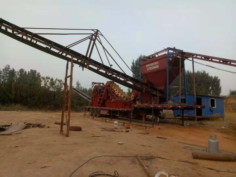 破碎洗砂机厂家-潍坊哪里有卖价格优惠的破碎制沙设备