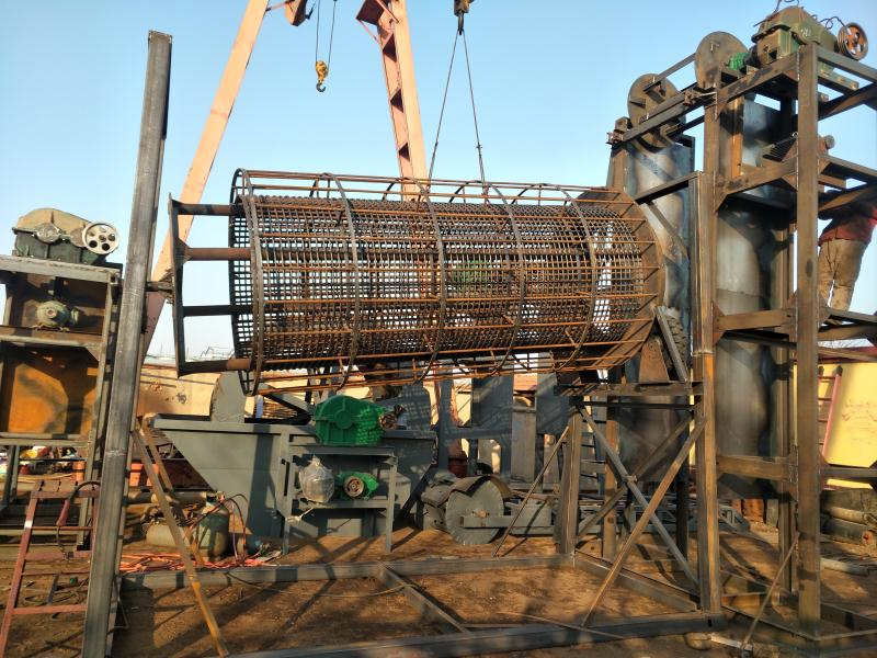 洗沙机厂-双全环保提供专业的洗砂机