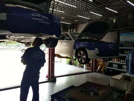 汽车快修哪家好,韩鹏达汽车维修养护中心供应周到的汽车快修
