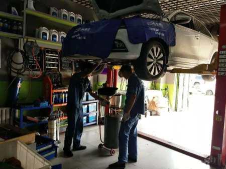 韩鹏达汽车维修养护中心您身边可靠的汽车快修场所-汽车快修公司
