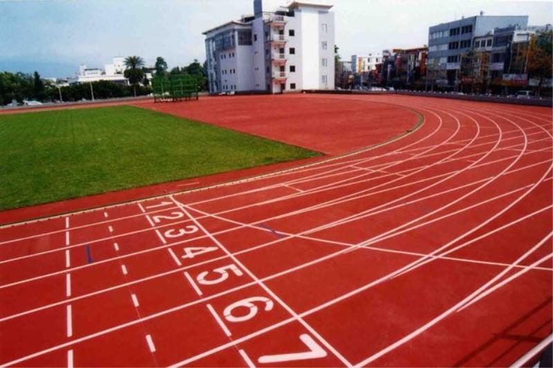 塑胶跑道每平米报价-可信赖的透气塑胶跑道公司